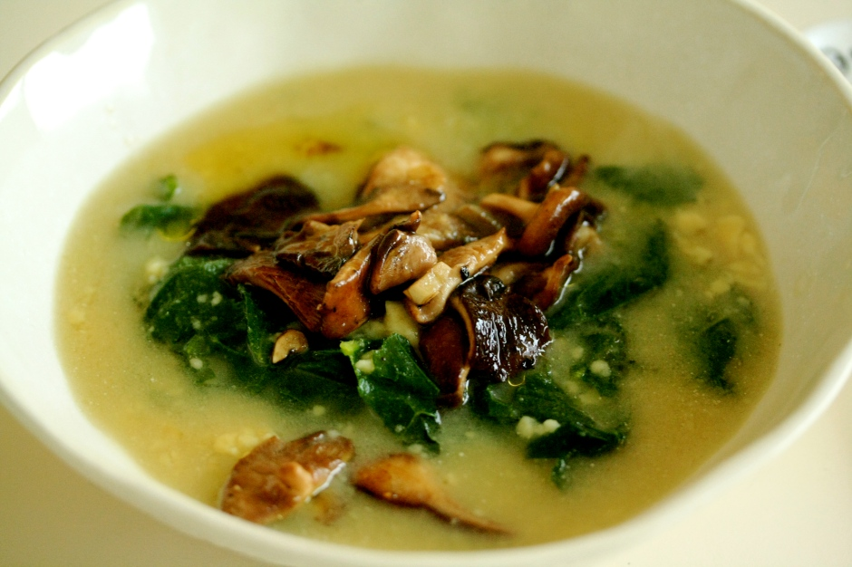 A warm sunny soup for cold cloudy days la sbobba for Soup for a cold